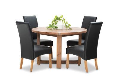 SILVERWOOD MK2 - 5 Piece Dining Suite