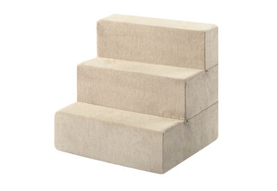 HATTIE - 3 Step Pet Stairs Medium