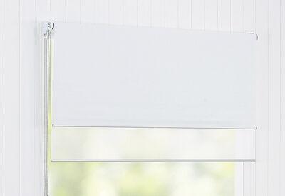 DUSK - Duo Roller Blind - Blockout & Sheer 180 x 240cm
