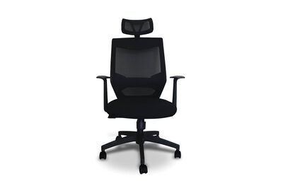 ADROIT - Black Office Chair