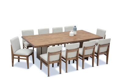 SORVINO - 11 Piece Dining Suite