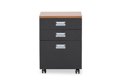 EAGLEFIELD - 3 Drawer Mobile Pedestal