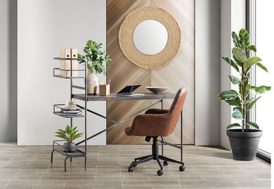 LOS GATOS - Desk with Shelves
