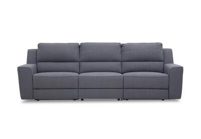 ATTICUS - Fabric 3 Seater Recliner Modular Lounge
