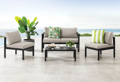 RIVADAVIA - 4 Piece Outdoor Lounge