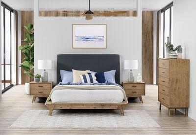 DANE - 4 Piece King Bed Suite