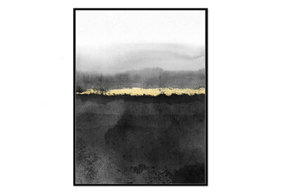 GREER - Horizon Framed Canvas Wall Art 60x120cm