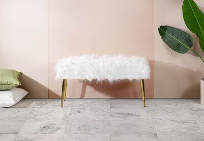 PAULETTE - White Bench
