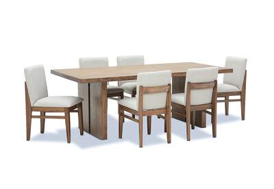 SORVINO - 7 Piece Dining Suite