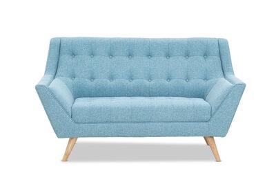 BIANCO - Fabric 2 Seater