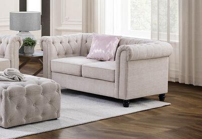DICKENSON - Fabric 2 Seater