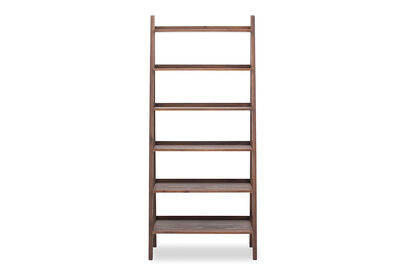 SILVERWOOD - 6 Tier Bookcase