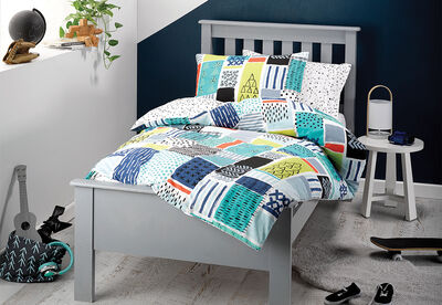GROUND CONTROL - Single Quilt Cover Set