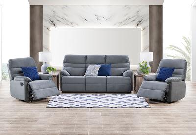 FIFI - Fabric 3 Piece Suite
