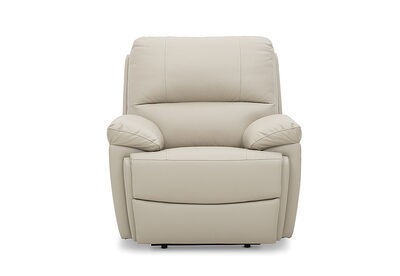 LANNISTER - Leather Electric Recliner