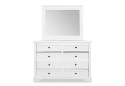 CHANELLE - Dresser with Mirror