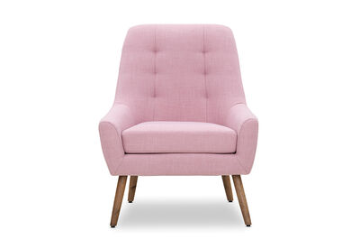 PENNY - Fabric Accent Chair