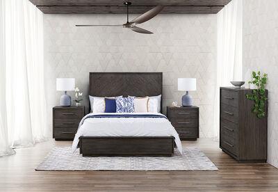 TANGIER - 4 Piece Bedroom Suite