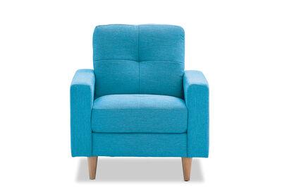 KELLER - Fabric Accent Chair