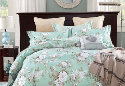 JAQUELINE - King Quilt Cover Set
