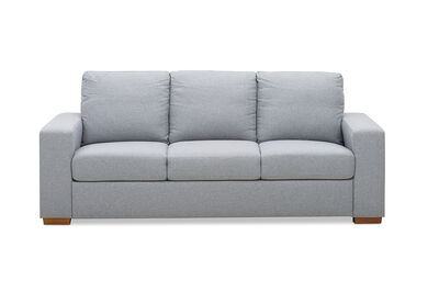 NIXON - Fabric 3 Seater Sofa
