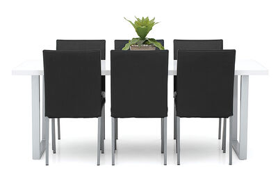 ICE - 7 Piece Dining Suite