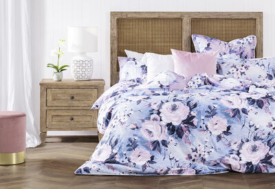 STELLA ROSE - Queen Bed Quilt Cover Set