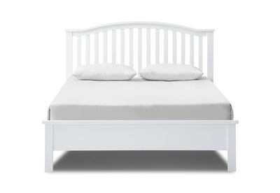LIBOURNE - White Queen Bed