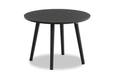 MONTOYA - Black Ash Lamp Table