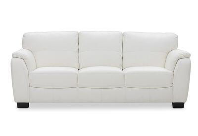 MARISSA - Leather 3 Seater Sofa