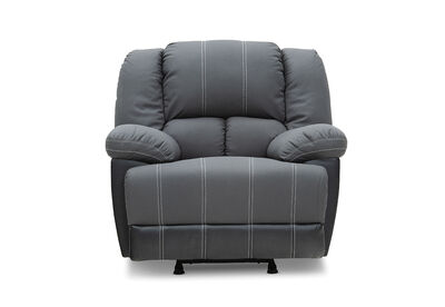MADDEN - Fabric Rocker Recliner