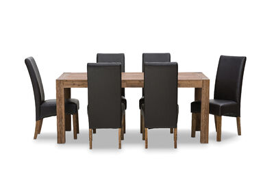 SILVERWOOD MK2 - 7 Piece Dining Suite