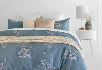 BETH - King Quilt Cover Set
