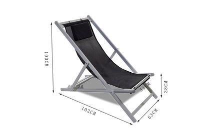 CRYSTAL BAY - Deck Chair