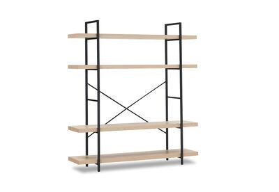 HUDDERSFIELD - 4 Tier Bookcase
