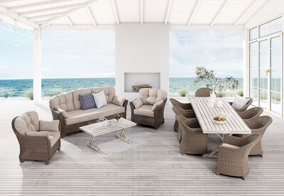 MIAMI - 13 Piece Outdoor Package