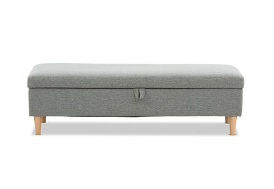 IMOGEN - Fabric Storage Bench