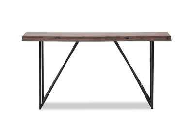 LIVE EDGE - Sofa Table