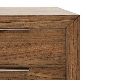 SORVINO - 2 Drawer Bedside