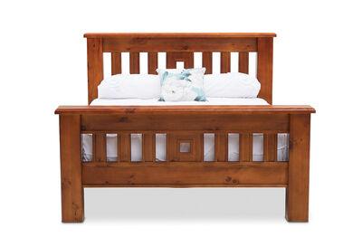 SETTLER - Queen Bed