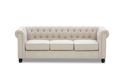 DICKENSON - Fabric 3 Seater