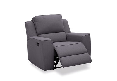 ATTICUS - Fabric Recliner