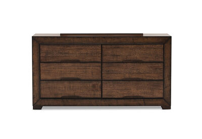 BOULDER - 6 Drawer Dresser