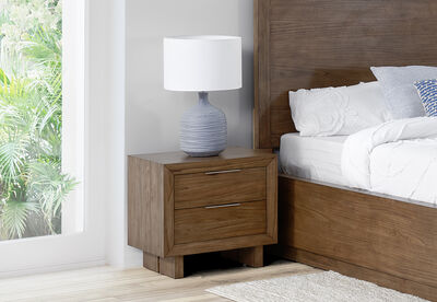 SORVINO - 2 Drawer Bedside