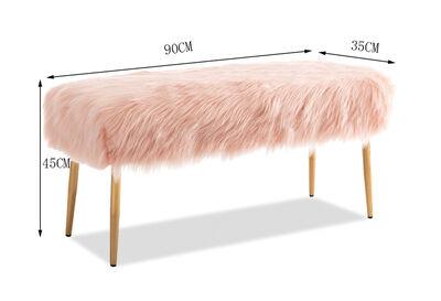 PAULETTE - Pink Bench