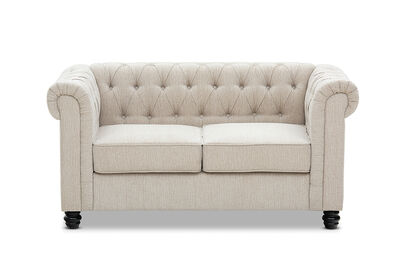 DICKENSON - Fabric 2 Seater