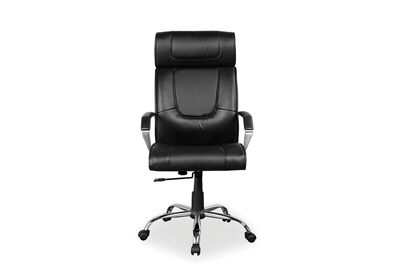 ABERDEEN - Black Office Chair