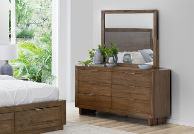 SORVINO - Dresser With Mirror