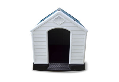 MYLAR - Medium Dog House
