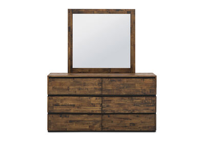 TRILLIAN - Dresser with Mirror